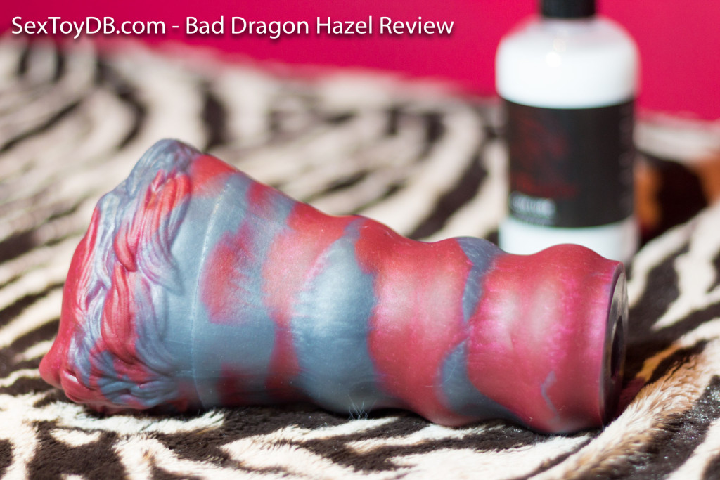 bad dragon hazel review - side